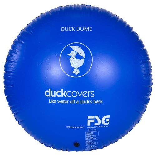 Round Duck Dome Airbag, 54 x 24 Inch