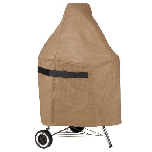 Essential Water-Resistant 24 Inch Kettle BBQ Grill Cover