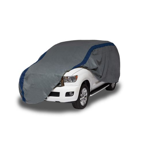 Weather Defender Jeep Wrangler/SUV Cover