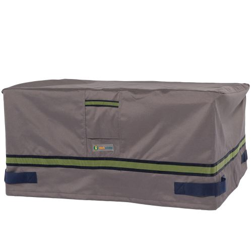 Soteria Waterproof 56 Inch Rectangular Fire Pit Cover