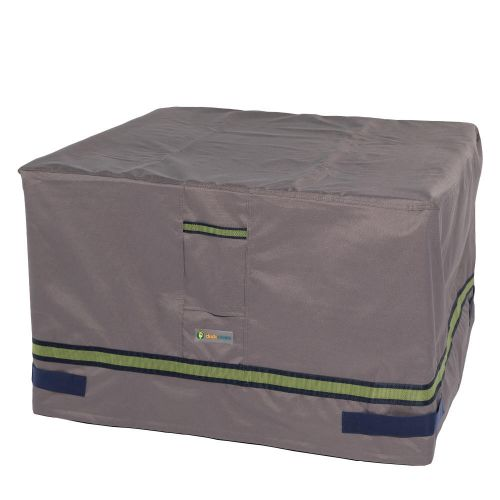 Soteria Waterproof Square Fire Pit Cover