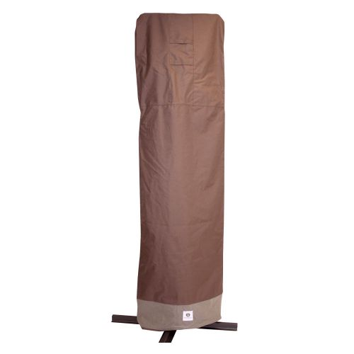 Ultimate Waterproof 101 Inch Patio Offset Umbrella Cover with Integrated Installation Pole