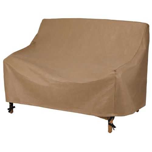 Essential Water-Resistant Patio Loveseat Cover