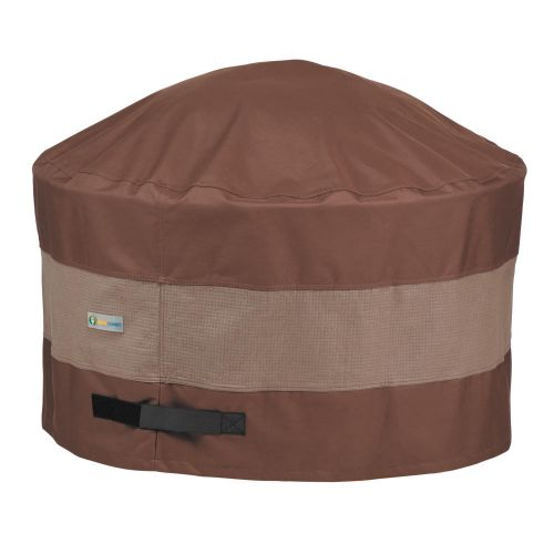 Ultimate Waterproof Round Fire Pit Cover