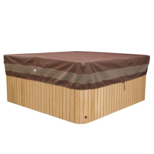 Ultimate Waterproof Square Hot Tub Cover Cap
