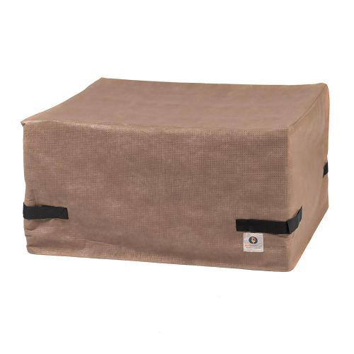 Elite Water-Resistant Square Fire Pit Cover