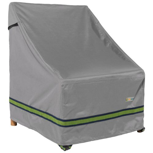 Soteria Waterproof 28 Inch Stackable Patio Chair Cover