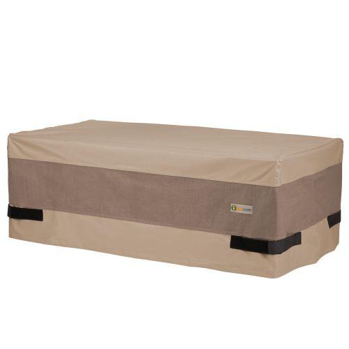 Elegant Waterproof 47 Inch Patio Coffee Table Cover
