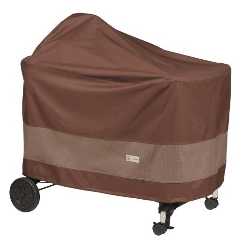 Ultimate Water-Resistant 40 Inch BBQ Grill Cover for Weber Performer, Mocha