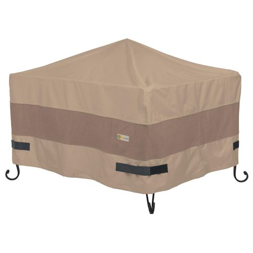 Elegant Waterproof Square Fire Pit Cover