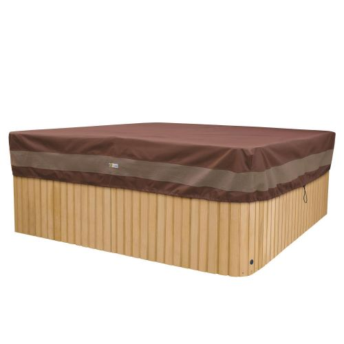 Ultimate Waterproof 94 Inch Rectangle Hot Tub Cover