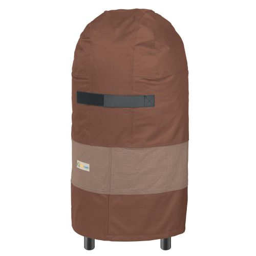 Ultimate Water-Resistant 17 Inch Round Smoker Grill Cover