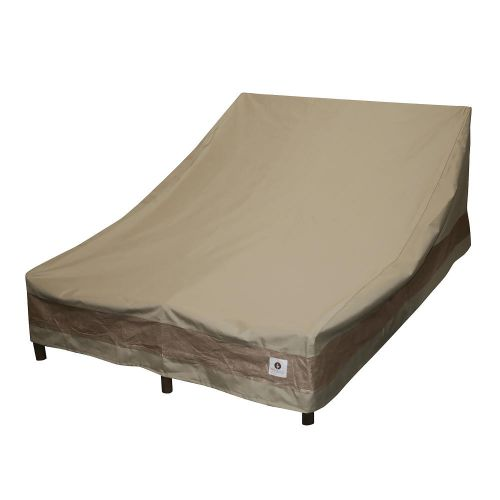 Elegant Waterproof Patio Chaise Lounge Cover