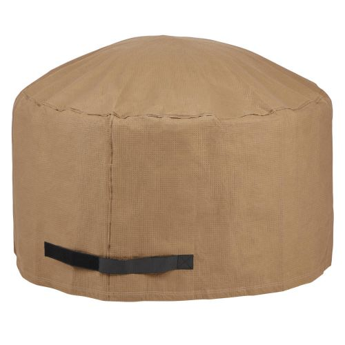 Essential Water-Resistant 42 Inch Round Fire Pit Cover