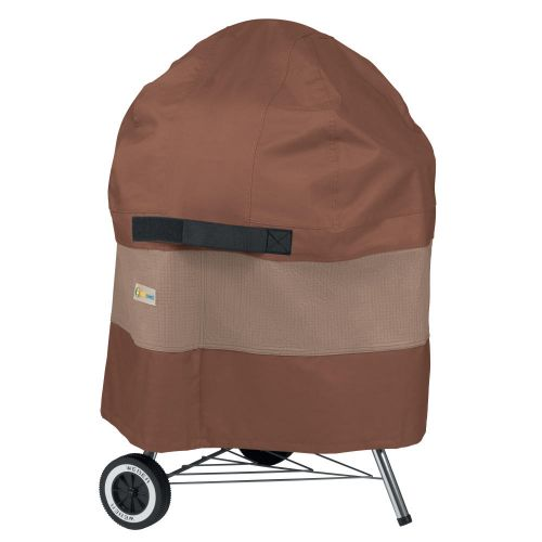 Ultimate Water-Resistant 24 Inch Kettle BBQ Grill Cover