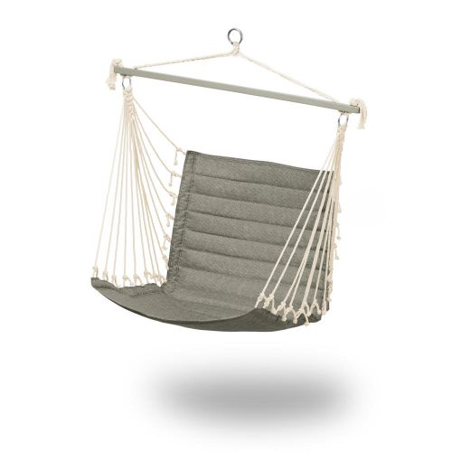 Weekend Quilted Hammock Chair, 27 x 49 x 39.5 Inch, Moon Rock