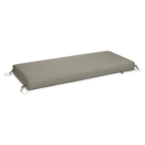Weekend Water-Resistant Outdoor Bench Cushion
