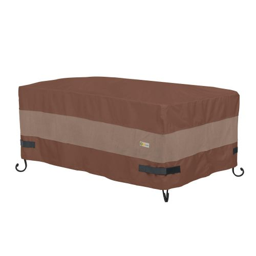 Ultimate Waterproof 56 Inch Rectangular Fire Pit Cover